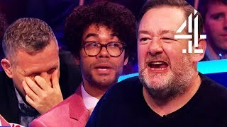 Johnny Vegas DERAILS the Show?! | The Last Leg