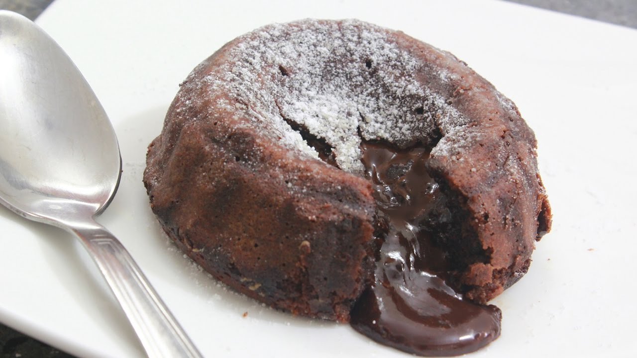 Quick And Easy Molten Lava Cake
