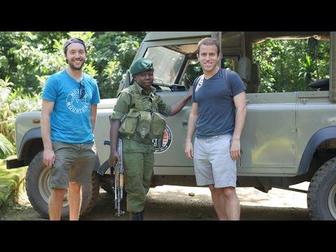 Gorilla Trek in Virunga!!