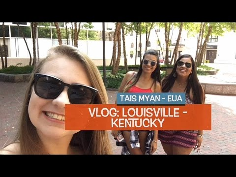 Vlog: Louisville - Kentucky