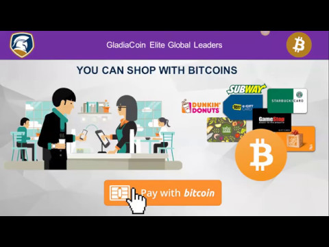 Gladiacoin Full Presentation English 2017   How Much Can You Earn With Gladiacoin