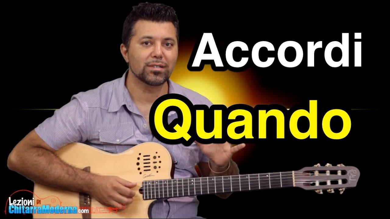 how to play quando quando quando guitar