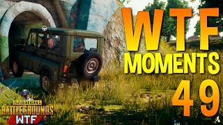 pubg wtf funny moments highlights ep 49 playerunknown s battlegrounds plays
