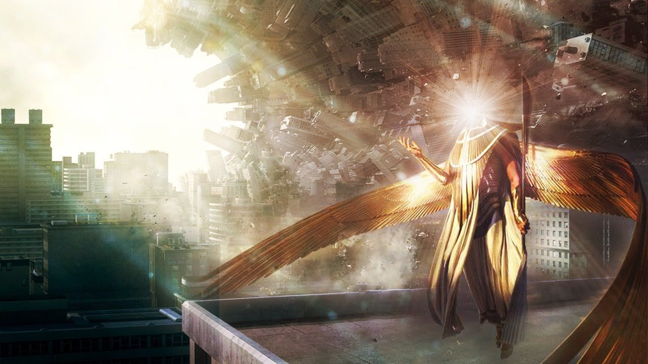 ANGELS, DEMONS AND THE SPIRIT WORLD