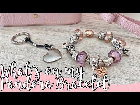 What's On My Pandora Bracelet | Fun In Love Gift Set