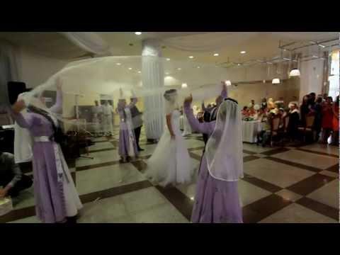Армянский Танец Невесты 07/07/2012 Геворг + Елена