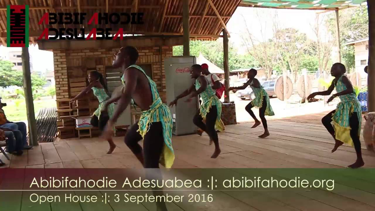 Abibifahodie Adesuabea : Ghana's Afrikan Liberation School Open House