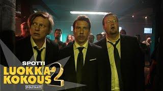 Luokkakokous 2 - Polttarit elokuvateattereissa 2.11. (30 sek spotti)