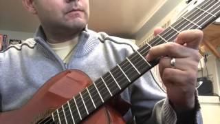 Como Requintear Sonora Y Sus Ojos Negros. Tutorial, Aprende como tocar guitarra.
