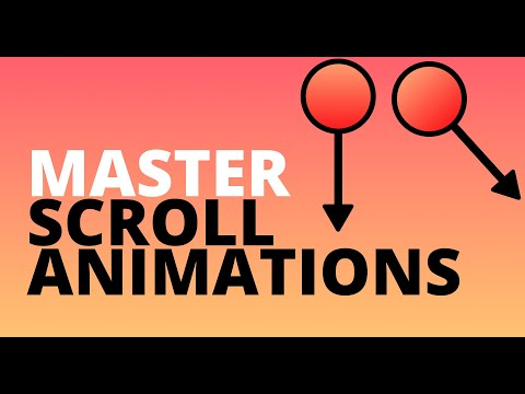 Master Scroll Animations in Flutter
