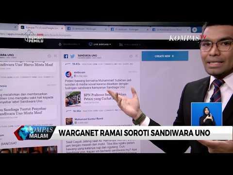 Warganet Ramai Soroti #SandiwaraUno Mp3