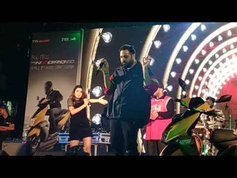 Badshah and Aastha Gill In Nepal: Tera Buzz | Durbar Margh Street Festival Nepal | Powered by TVS