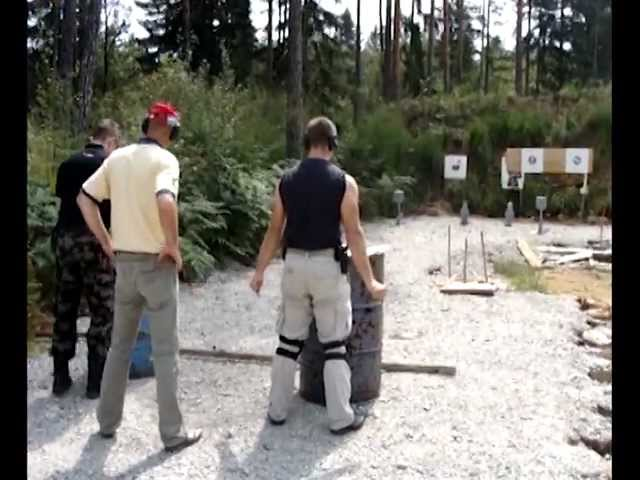 Practical Shooting Competition | 1 on 1