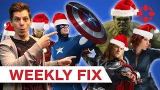 Készül az új Bosszúállók-film! - IGN Hungary Weekly Fix (2019/51.hét)