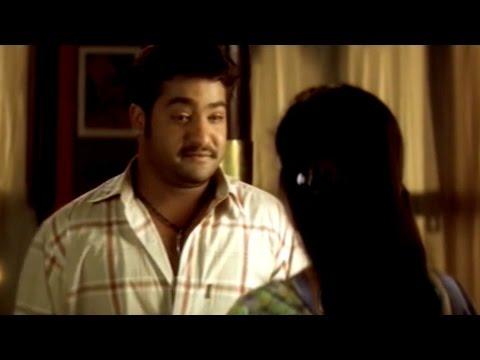 Simhadri Movie || Seeta Calls NTR his Brother Sentiment Scene || Jr NTR, Bhoomika, Ankitha