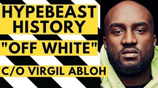 Off White History and Origin, and Virgil Abloh History and Facts