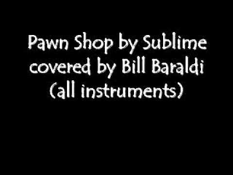 Pawn Shop cover (full band) Sublime