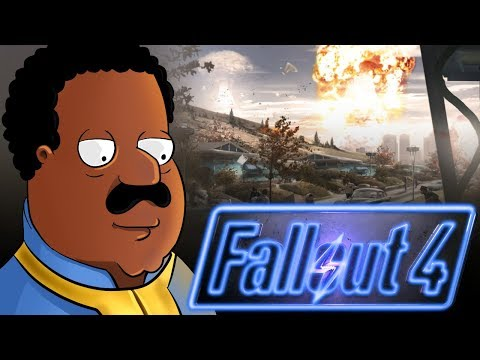 Cleveland Brown Plays Fallout 4! - Episode 1
