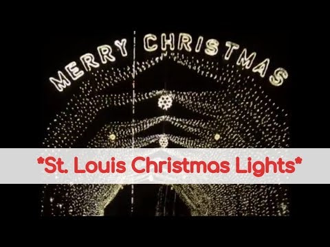 St. Louis Christmas Lights* (Our Lady of the Snows Way of Lights ...