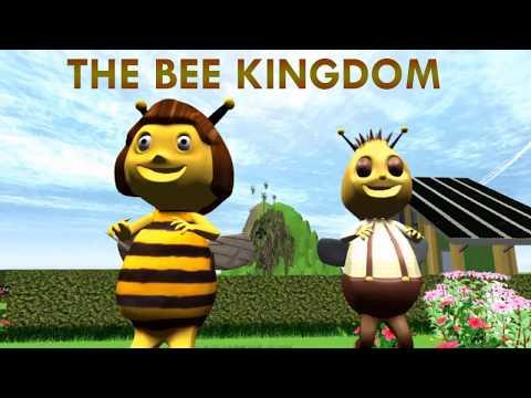 The Bee Kingdom (Animated Movie) Trailer