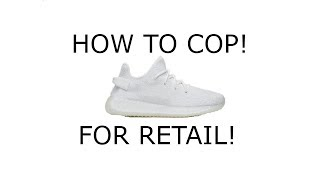 a273ebe65411 YEEZY BOOST 350 V2 CREAM WHITE RESTOCK STOCK NUMBERS AND OPINION ...