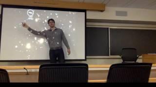 Tracing Galaxies Through Cosmic Time (PhD defense by Joel Leja)