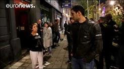 Nicht nur Freudenfeiern: Straßenschlachten in Brüssel nach WM-Quali von Marokko