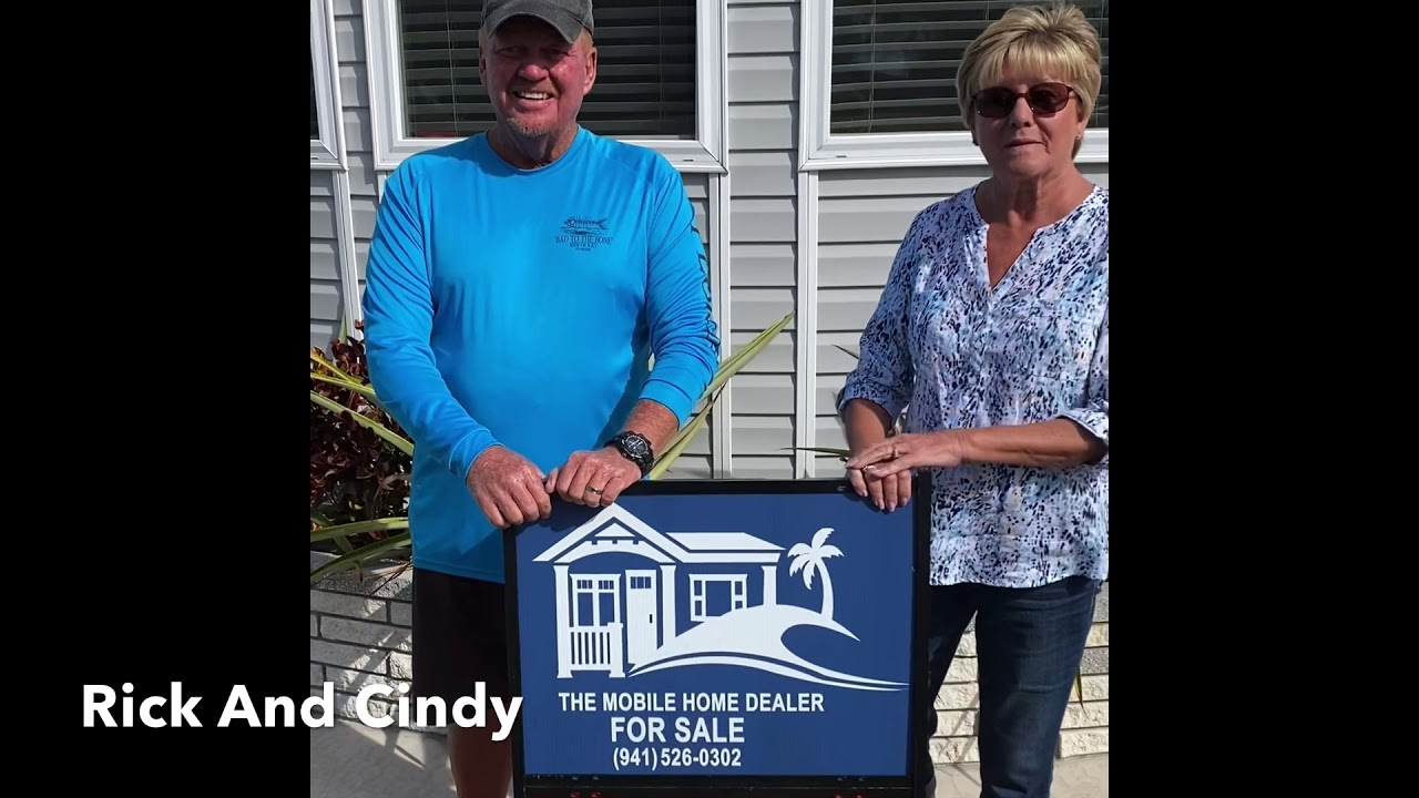 Rick And Cindy Are Super Excited!