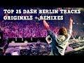 Top 25 Best Dash Berlin Tracks 2017 Originals Remixes mp3