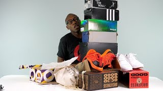 UNBOXING: Foot Locker Didn't Include The Sneakers!! thumbnail