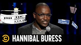 Throwing a Five Person New Orleans Parade Hannibal Buress Re Animated