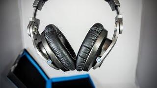 sennheiser HD8 DJ Unboxing! (First Look)