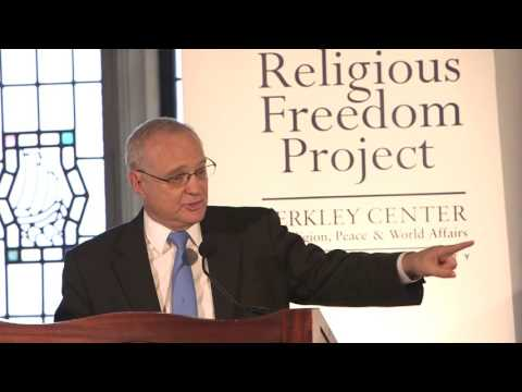 Threats to Religious and Ethnic Minorities under the Islamic State: Keynote with David Saperstein