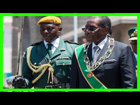 World health org rescinds mugabe appointment after us criticism