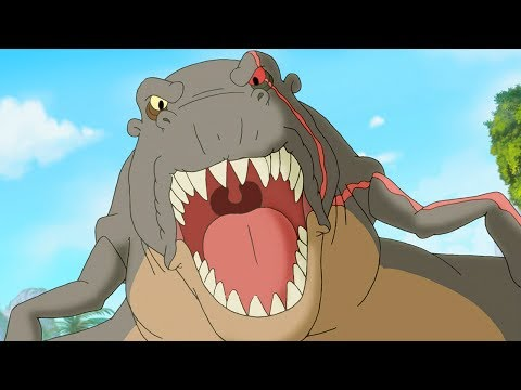 The Land Before Time 106   The Meadow Of Jumping Waters   HD   Full Episode