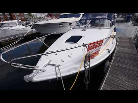 Sealine 210 for sale by Network Yacht Brokers Swansea