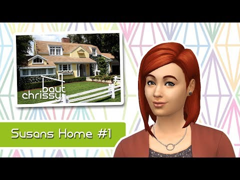 let's build: Desperate Housewives, Wisteria Lane, Susan #1 |