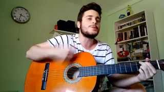 Anahí - Están Ahí (Cover by Daniel Grey)