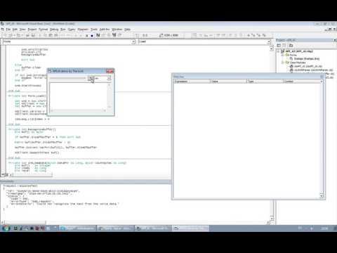 Integrating API AI Within Visual Basic 6-VBForums