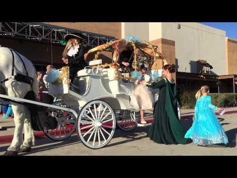 Angeli Carriages - Cinderella at the Alamo Drafthouse Cinema on Slaughter Ln.