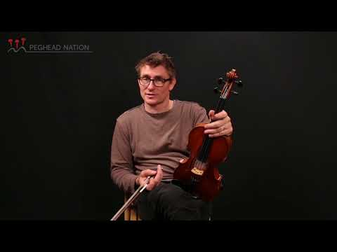 """Beginning/Intermediate Fiddle with Chad Manning, """"East Tennessee Blues"""""""