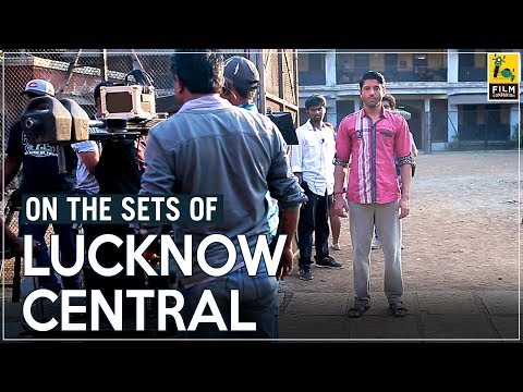On The Sets Of Lucknow Central | Farhan Akhtar & Nikkhil Advani | Cheat Sheet thumbnail
