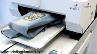 How to print t-shirts using DTG printers/ Cheap t-shirt printing(DTG T-shirt printing, customised t-shirts, same day t-shirt printing. We customise garments at excellent prices with very fast turn arounds. We are a London based ..., 2015-06-23T21:28:12.000Z)