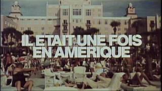 Bande annonce - Il était une fois en Amérique (VF 1984) [RARE]