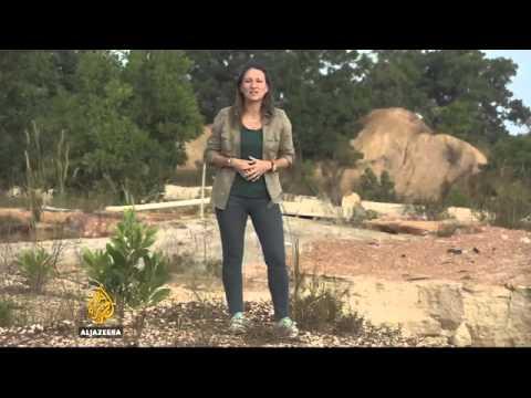 6916 economics gold Al Jazeera Illegal Indonesian tin mining damaging environment