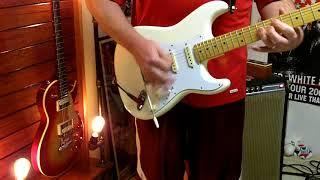 1950s Strat pickups in a 2017 Fender Hendrix Strat