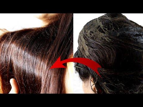 Hair Growth pack - बालों की GROWTH और सभी PROBLEM को दूर करने के लिए सबसे बढ़िया हीना का हेयर पैक- - 동영상
