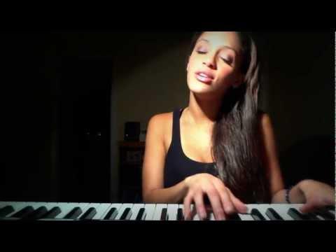 Phyllisia Ross - Angel Of mine (Monica Cover)