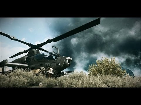 Headshot in Gulf Of Oman to a Attack Chopper pilot