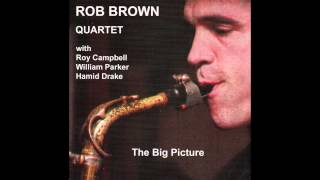 """Trio Unsprung"" - Rob Brown / Roy Campbell / William Parker / Hamid Drake"